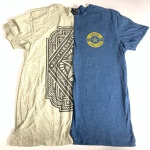 Obey bundle of two T-Shirts large